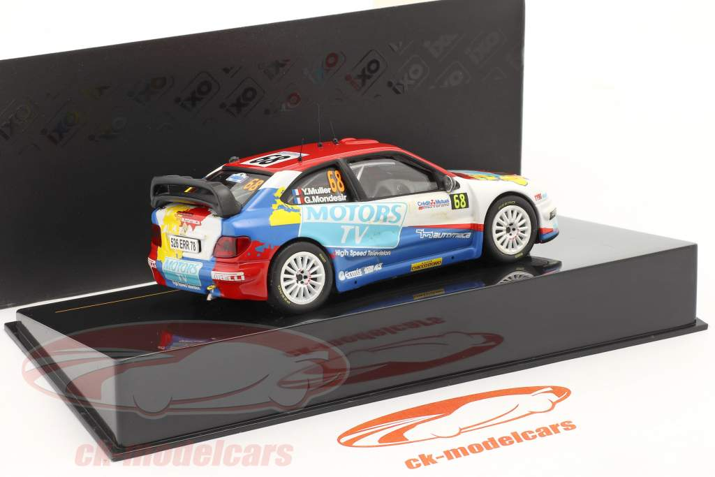 Citroen Xsara #68 Rallye de France 2010 1:43 Ixo / 2. Wahl