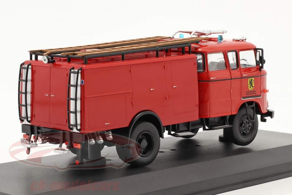 IFA W50 pompiers Sonnenberg rouge 1:43 Ixo
