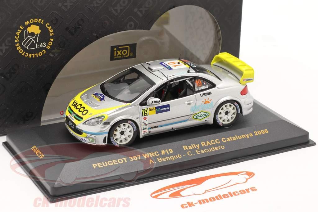 Peugeot 307 WRC #19 samle RACC Catalunya 2006 1:43 Ixo / 2. valg