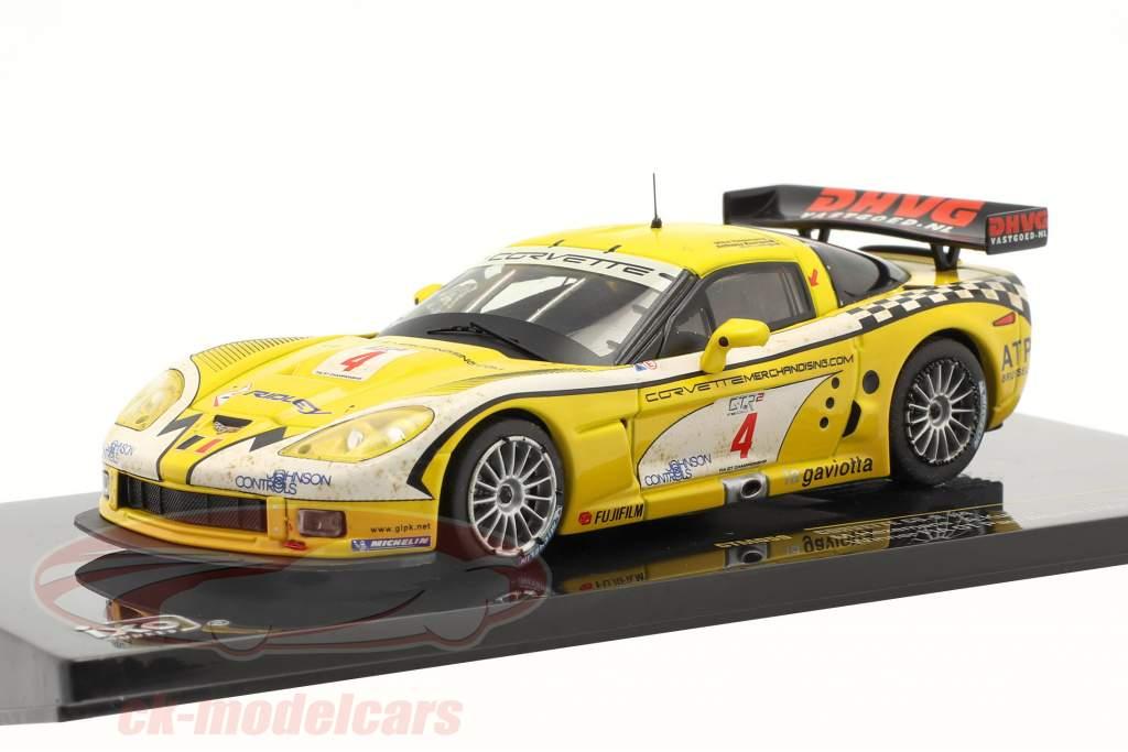 Corvette C6-R #4 Vinder FIA GT Paul Ricard 2006 1:43 Ixo
