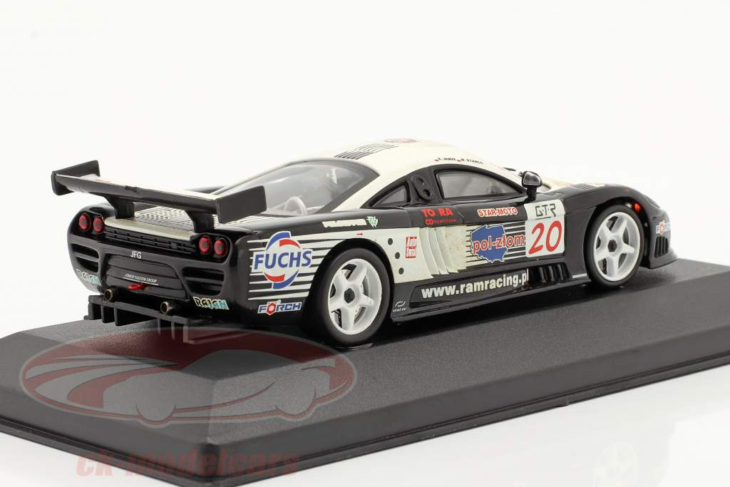 Saleen S7R #20 FIA GT Monza 2005 1:43 Ixo