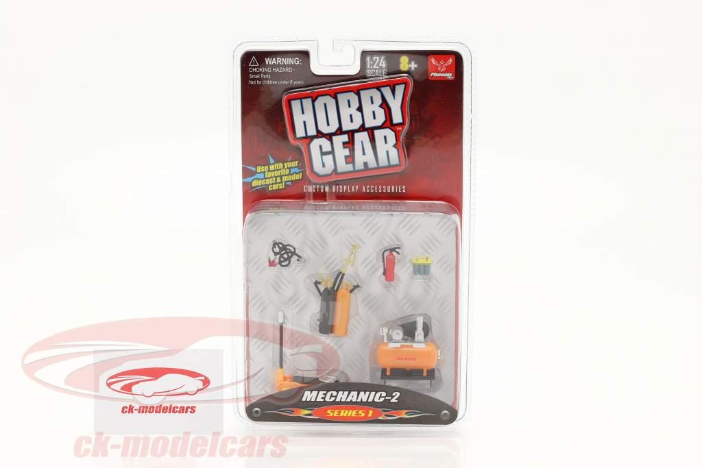 mekaniker Set #2 1:24 Hobbygear