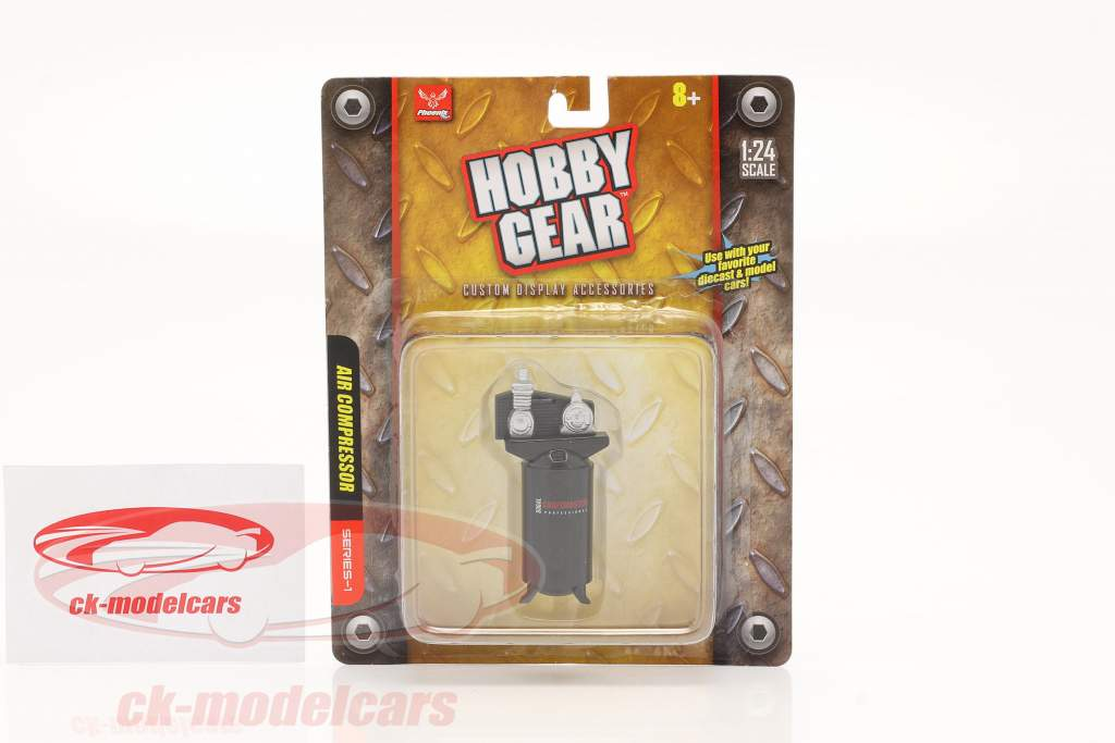 Luft Kompressor stor 1:24 Hobbygear