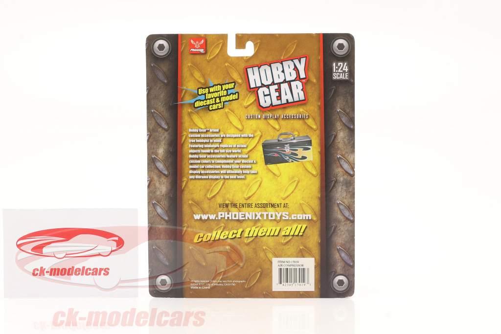 Aire Compresor grande 1:24 Hobbygear
