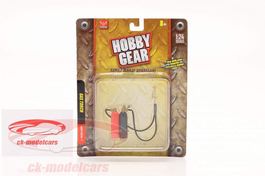 gas Torcia 1:24 Hobbygear