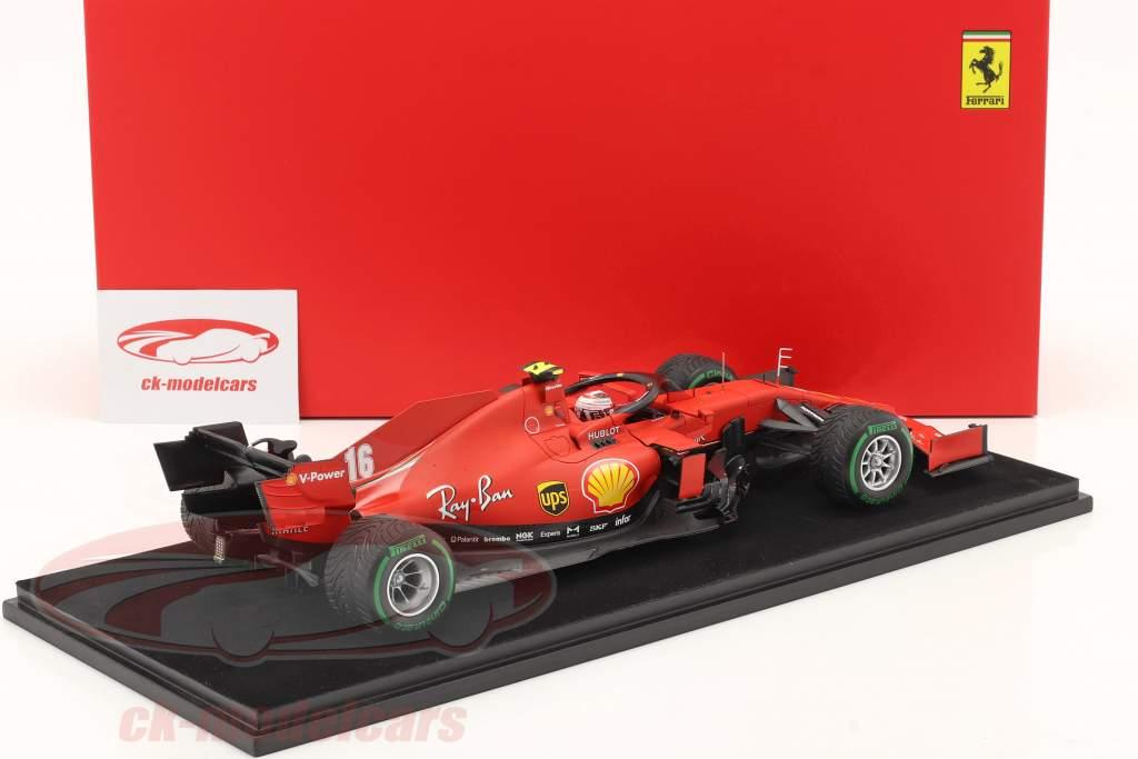 Charles Leclerc Ferrari SF1000 #16 dinde GP formule 1 2020 1:18 LookSmart