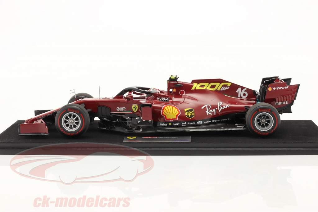 Charles Leclerc Ferrari SF1000 #16 Toskana GP Formel 1 2020 1:18 LookSmart