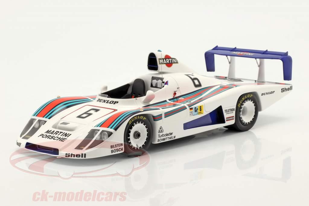 Porsche 936/78 #6 2. plads 24h LeMans 1978 Wollek, Barth, Ickx 1:18 Spark