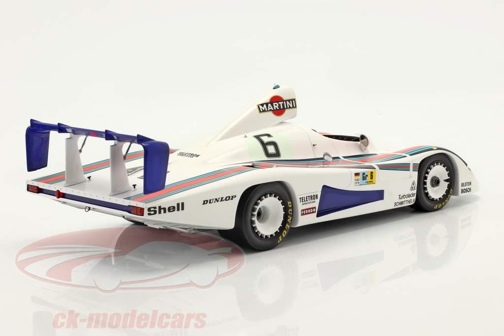 Porsche 936/78 #6 2e 24h LeMans 1978 Wollek, Barth, Ickx 1:18 Spark