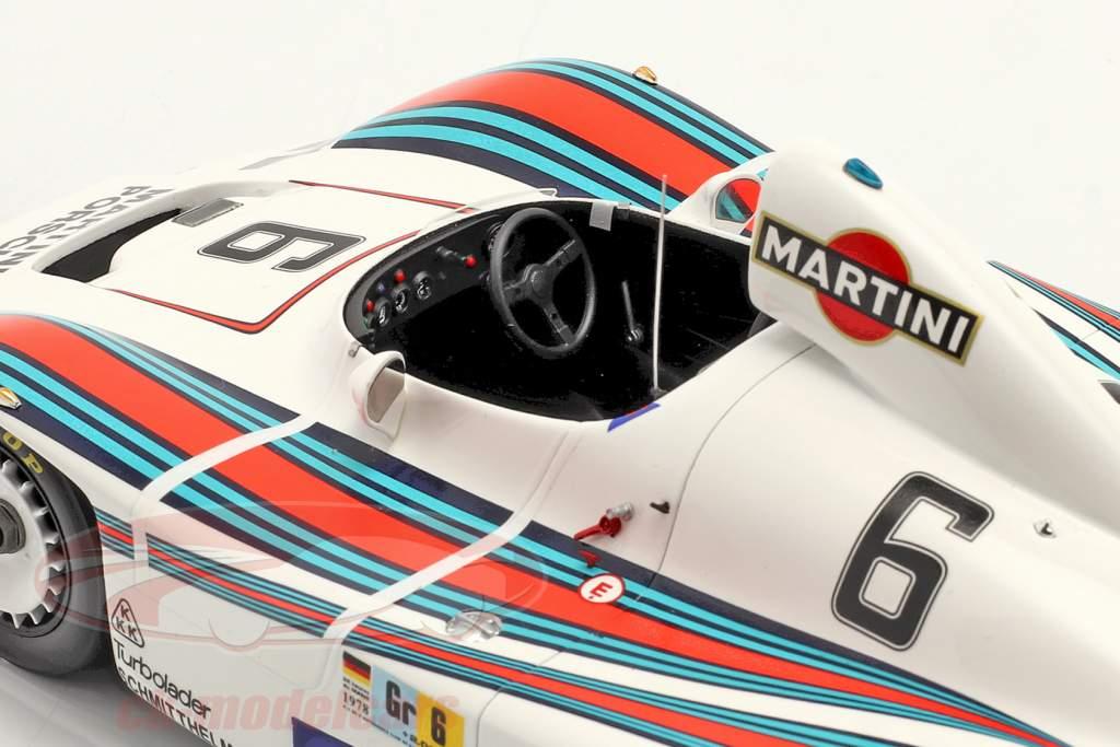 Porsche 936/78 #6 2nd 24h LeMans 1978 Wollek, Barth, Ickx 1:18 Spark