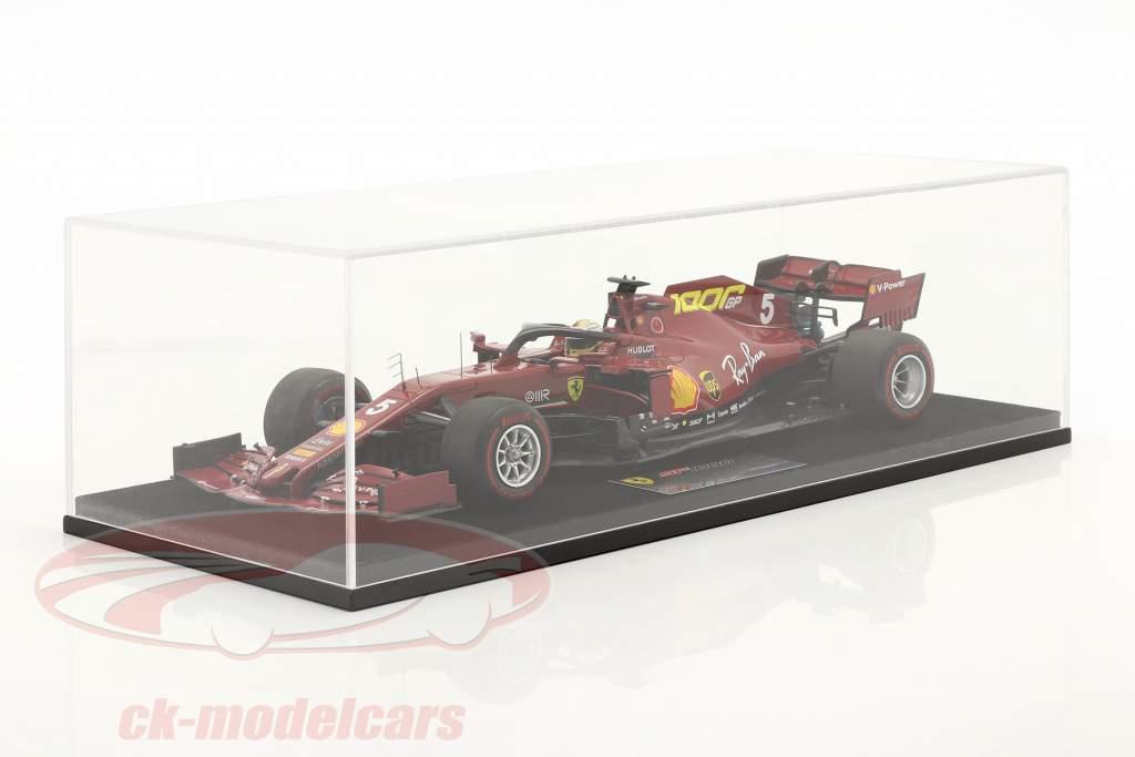 Sebastian Vettel Ferrari SF1000 #5 Tuscany GP formula 1 2020 1:18 LookSmart