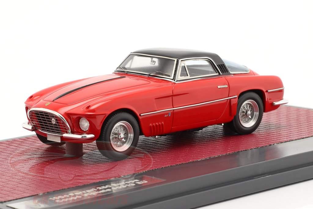 Ferrari 250 Europa Coupe Vignale 1954 vermelho / Preto 1:43 Matrix