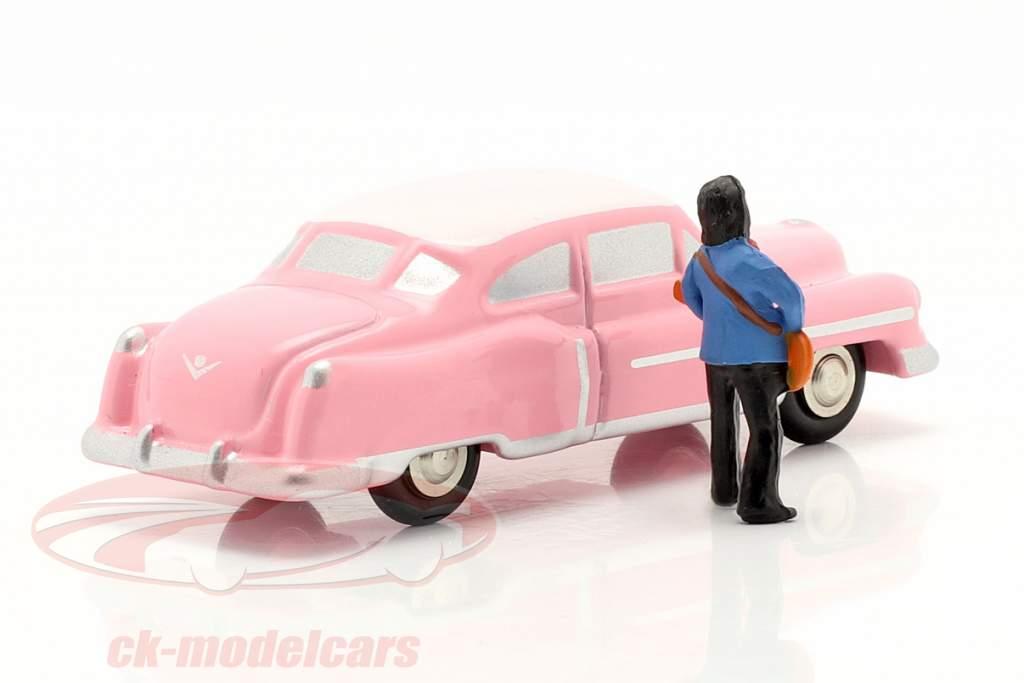 Cadillac Eldorado Elvis The King pink 1:90 Schuco Piccolo