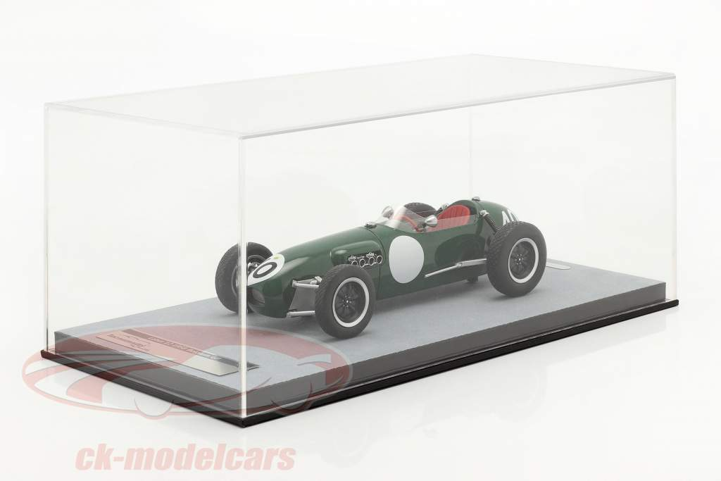 High quality acrylic showcase cover for model cars in scale 1:18 Tecnomodel