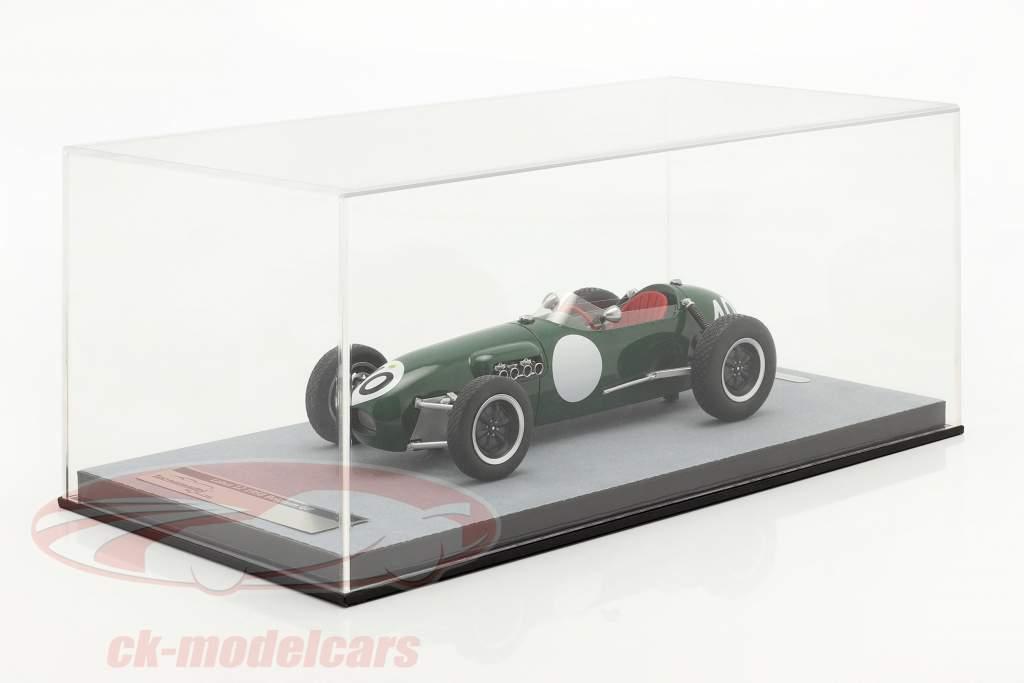 høj kvalitet akryl udstillingsvindue dæksel til modelbiler i skala 1:18 Tecnomodel
