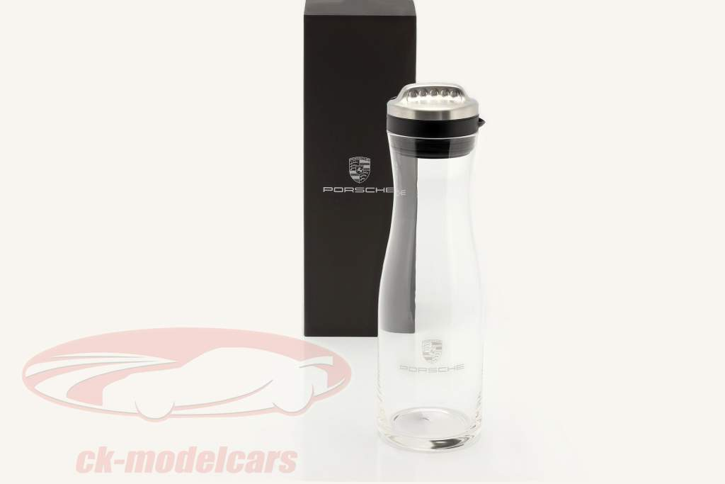 Porsche Glaskaraffel gennemsigtig 1,2 liter
