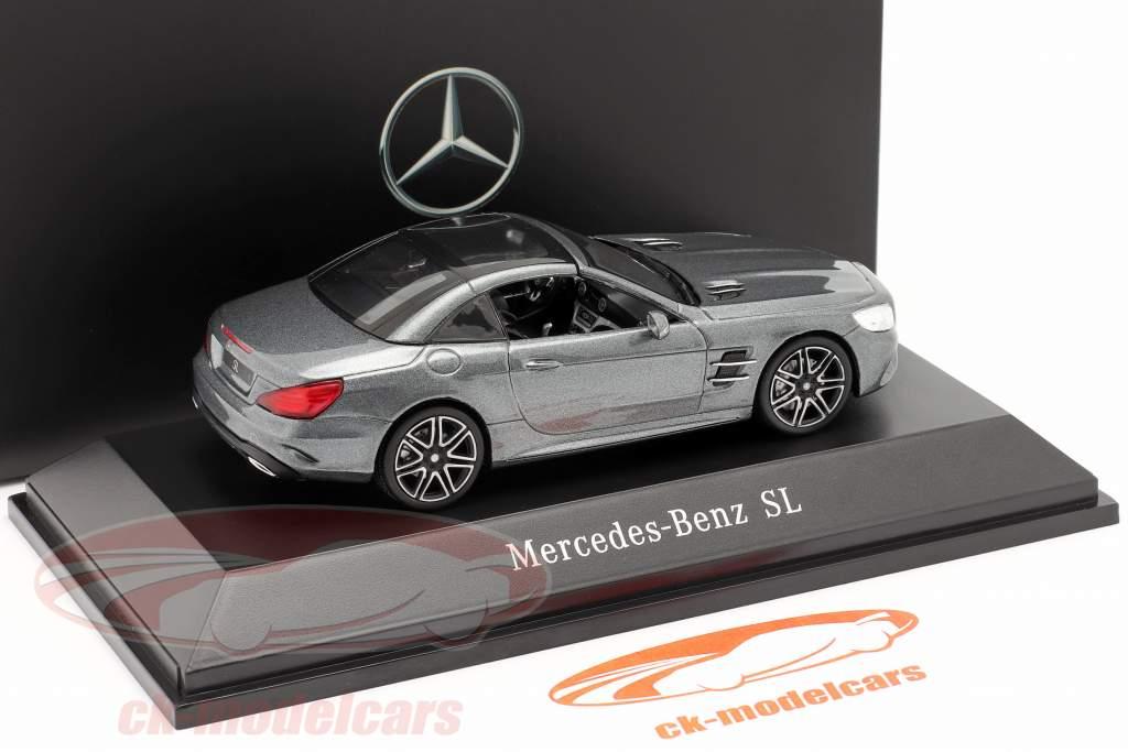 Mercedes-Benz SL MOPF R231 selenita gris 1:43 Spark