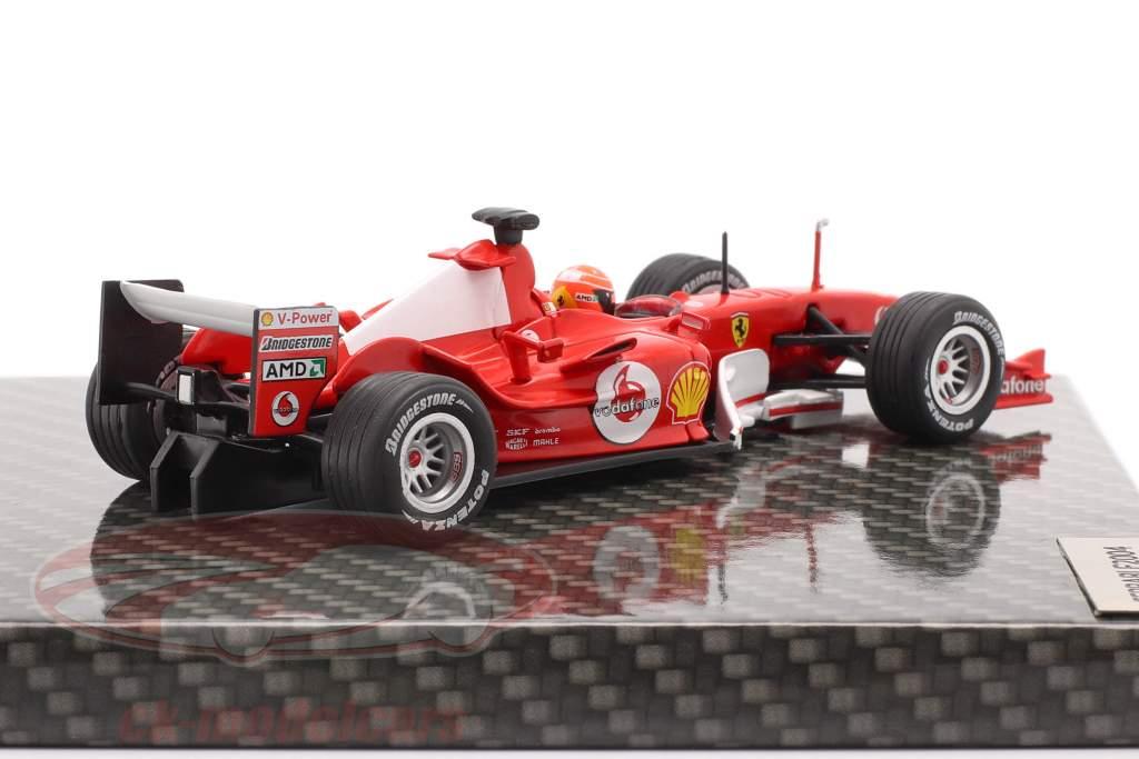 M. Schumacher Ferrari F2004 #1 победитель Японский GP формула 1 Чемпион мира 2004 1:43 Ixo