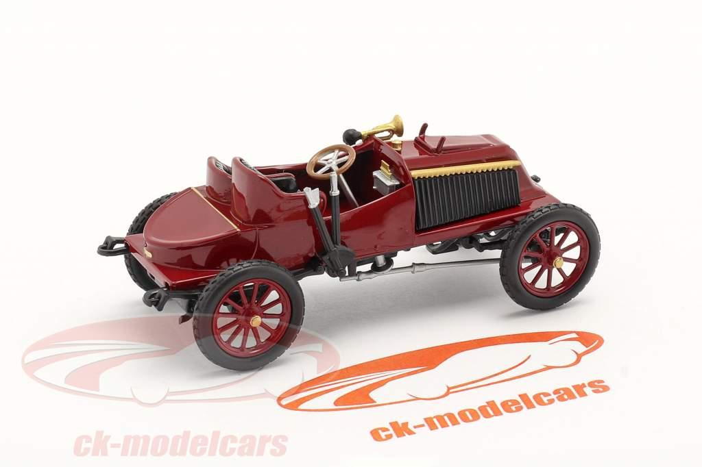 Renault Type K Année de construction 1902 foncé rouge 1:43 Norev
