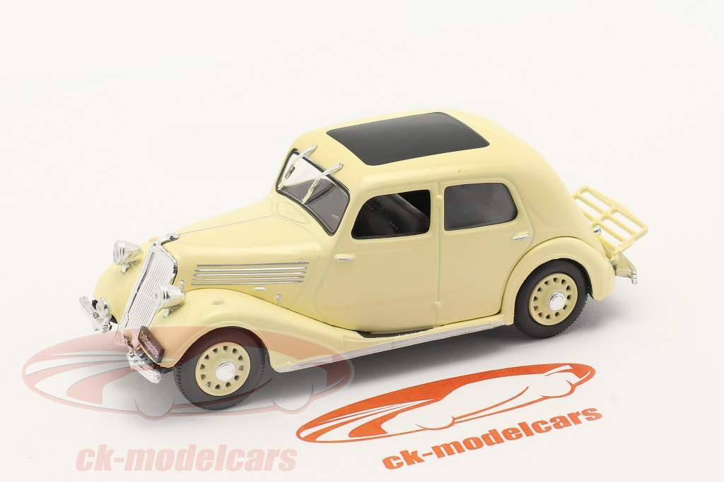 Renault Celtaquatre Baujahr 1934-1938 creme weiß 1:43 Norev