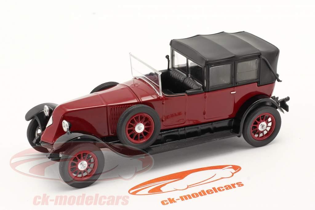 Renault 40 CV MC Baujahr 1923-1923 rot / schwarz 1:43 Norev