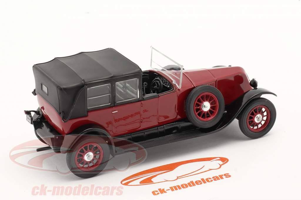 Renault 40 CV MC Année de construction 1923-1923 rouge / le noir 1:43 Norev