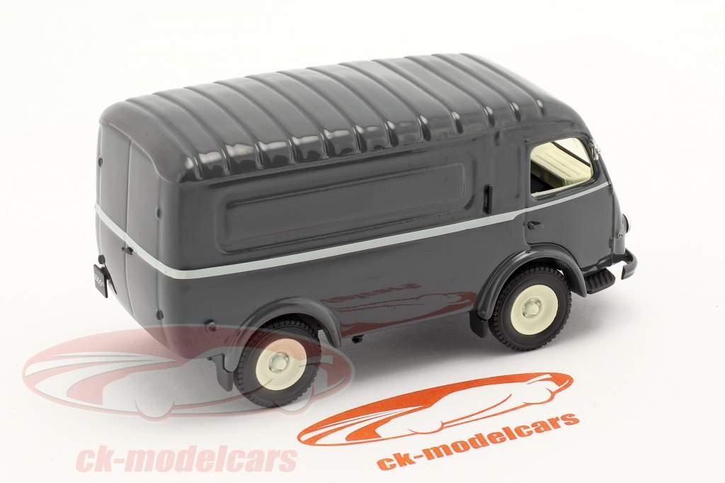 Renault 1000kg Ano de construção 1945 cinza 1:43 Norev