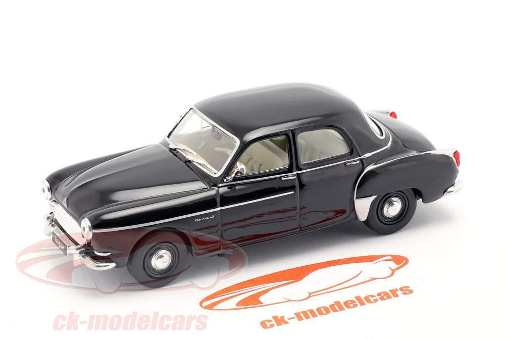 Renault Fregate Año de construcción 1951-1960 negro 1:43 Norev