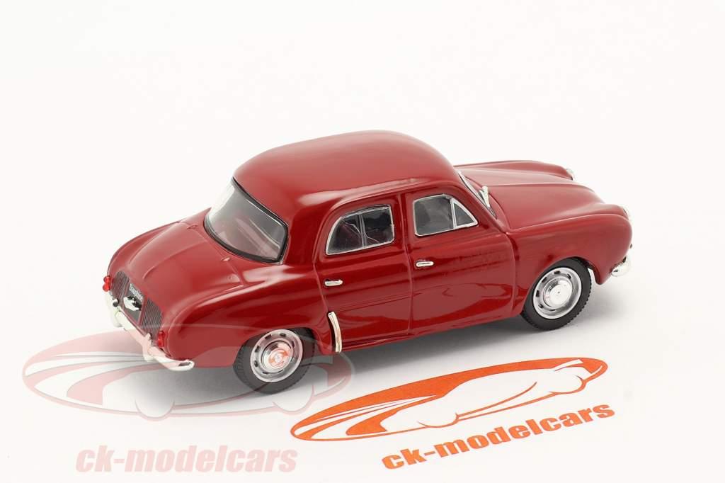 Renault Dauphine Año de construcción 1956-1968 rojo oscuro 1:43 Norev