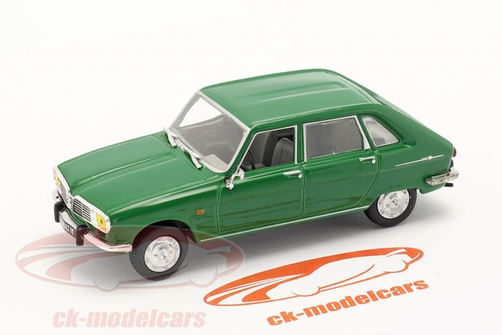 Renault 16 (R16) Ano de construção 1965-1970 verde 1:43 Norev