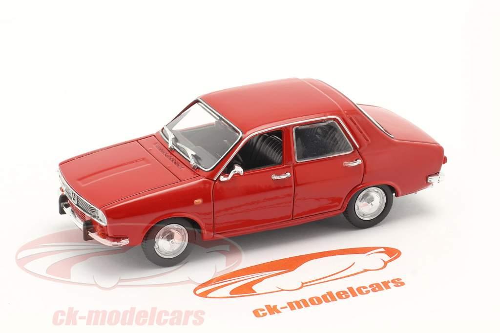 Renault 12 (R12) bouwjaar 1969 rood 1:43 Norev