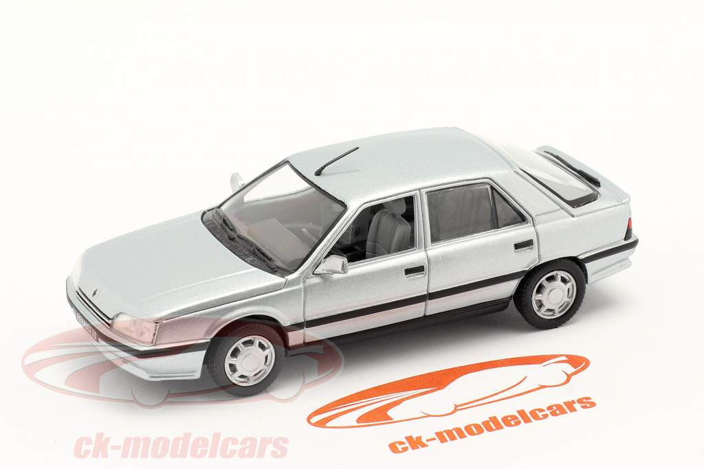 Renault 25 (R25) Ano de construção 1984 prata 1:43 Norev
