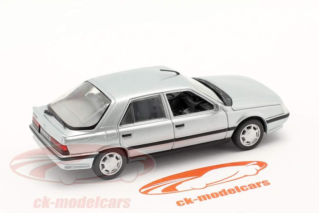 Renault 25 (R25) year 1984 silver 1:43 Norev