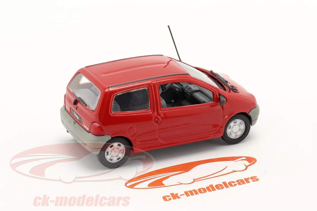Renault Twingo Année de construction 1993 rouge 1:43 Norev