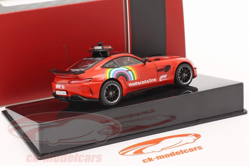 Mercedes-Benz AMG GT-R Safety Car Тоскана GP формула 1 2020 1:43 Ixo