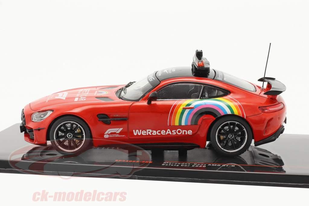 Mercedes-Benz AMG GT-R Safety Car Tuscany GP formula 1 2020 1:43 Ixo
