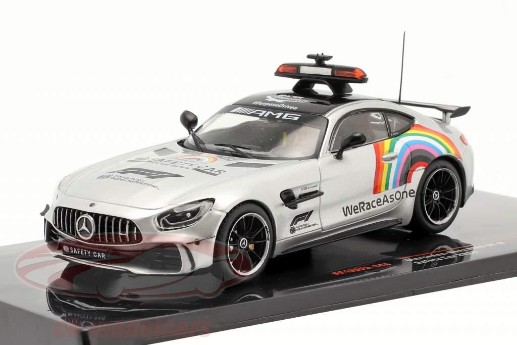 Mercedes-Benz AMG GT-R Safety Car Formel 1 2020 1:43 Ixo