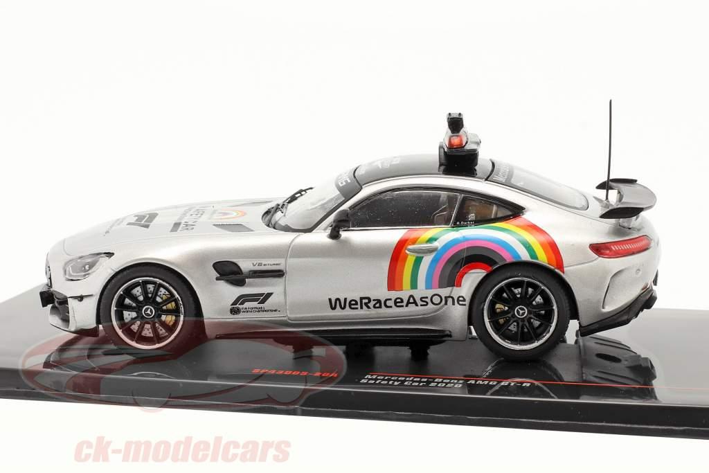 Mercedes-Benz AMG GT-R Safety Car Fórmula 1 2020 1:43 Ixo