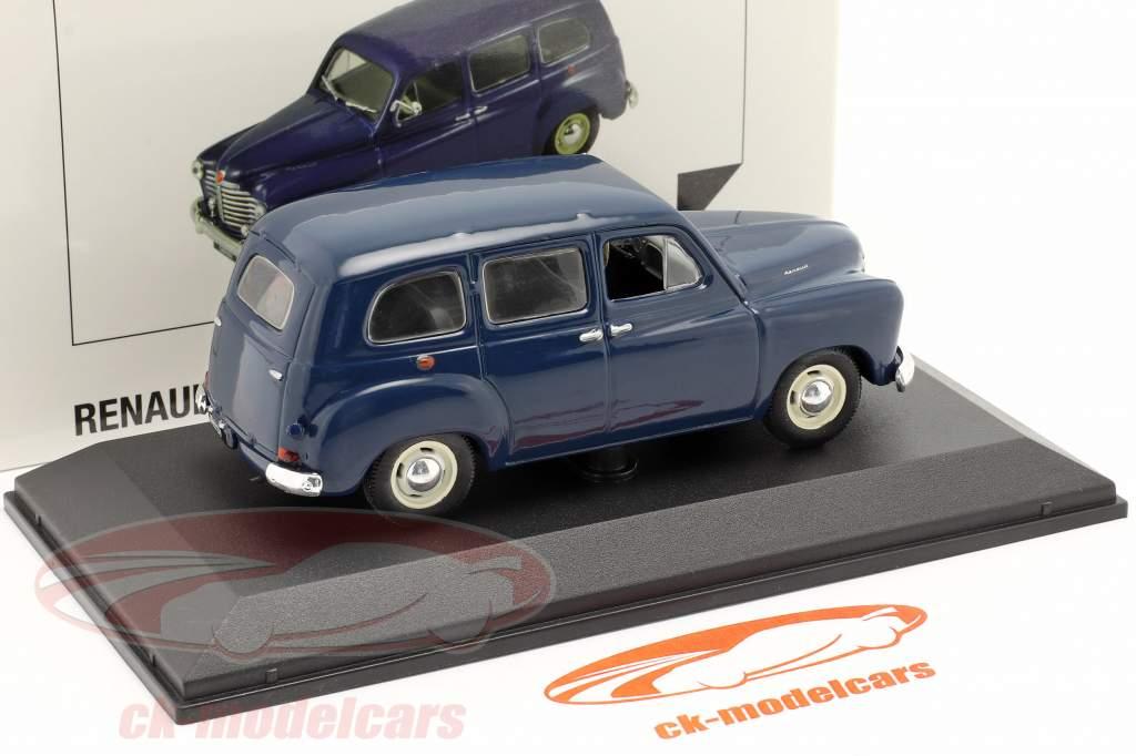 Renault Colorale Anno di costruzione 1950-1957 blu scuro 1:43 Norev