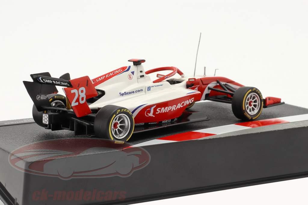 Robert Schwarzman Dallara F3 #28 campione Circuit Paul Ricard F3 2019 1:43 Ixo