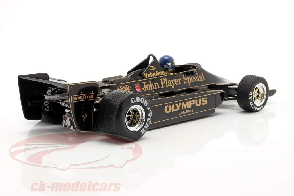 Ronnie Peterson Lotus 79 #6 Winner Austria GP F1 1978 1:18 Model Car Group