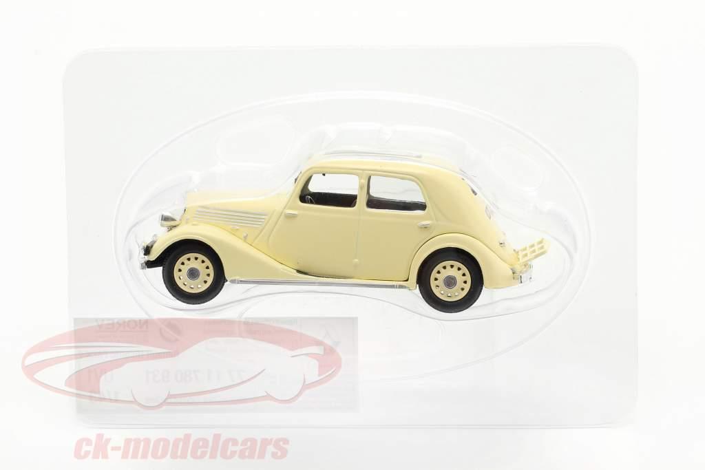 Renault Celtaquatre Byggeår 1934-1938 fløde hvid 1:43 Norev