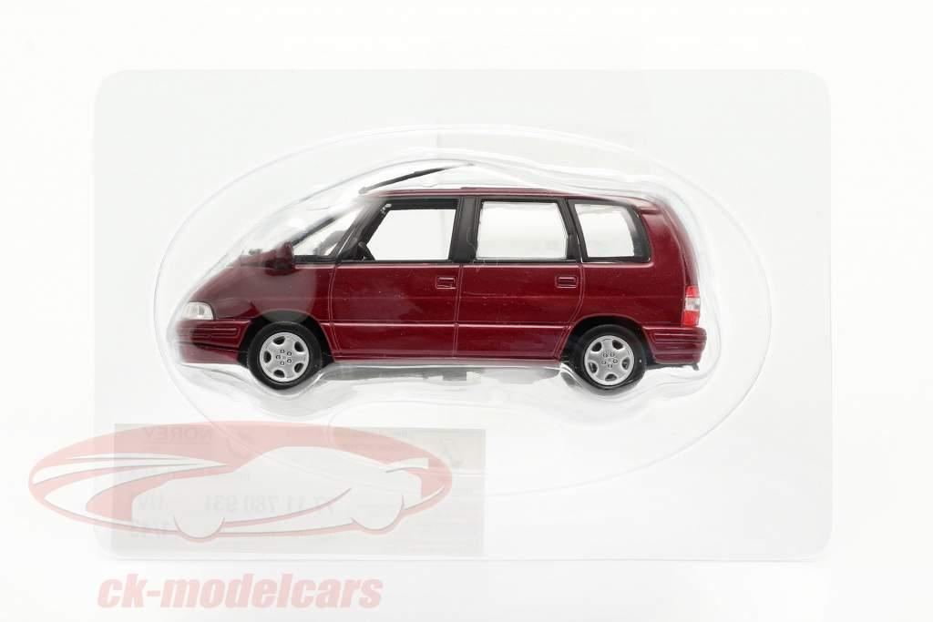 Renault Espace Anno di costruzione 1991 malaga rosso 1:43 Norev