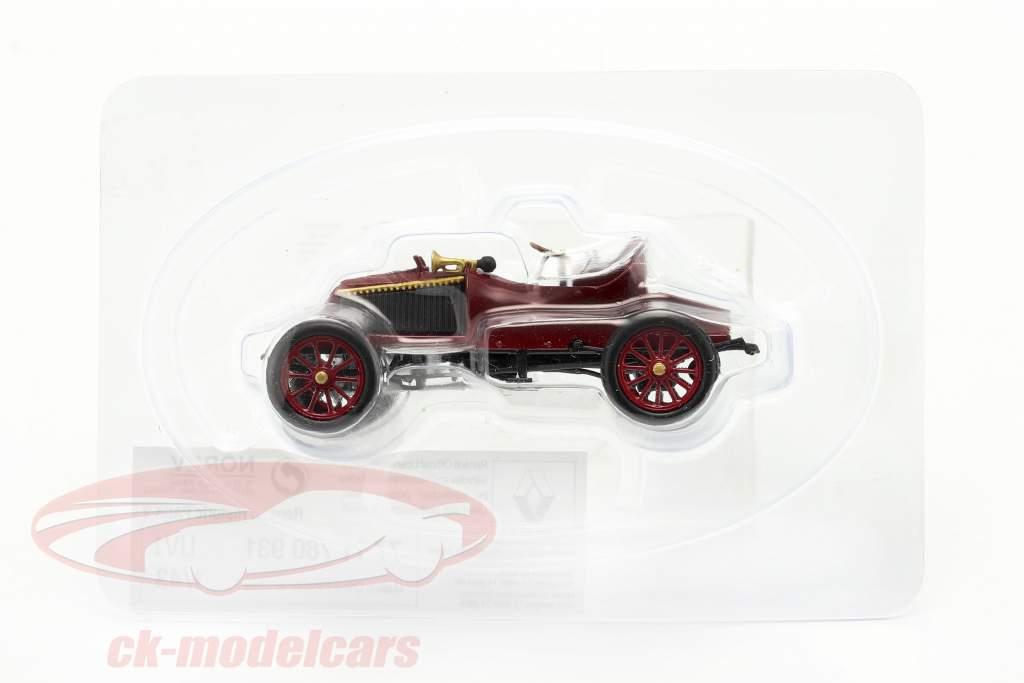 Renault Type K Anno di costruzione 1902 buio rosso 1:43 Norev