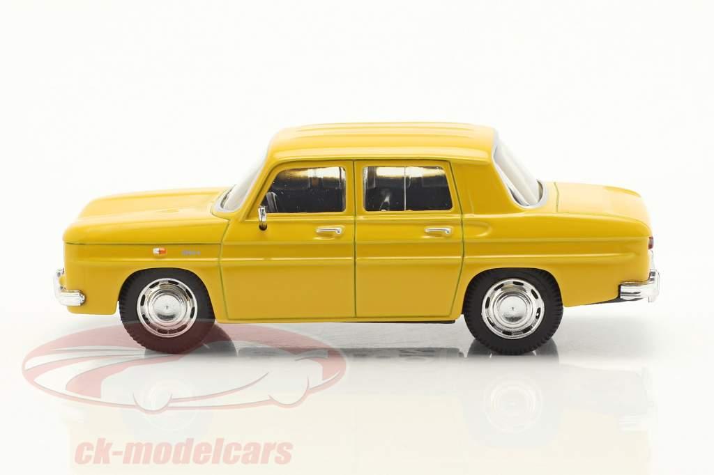 Renault 8 (R8) Anno di costruzione 1962 giallo 1:43 Norev