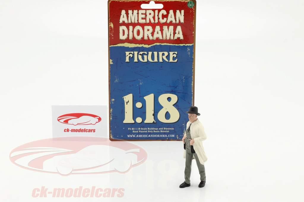 Race Day serie 2  figura #2  1:18 American Diorama