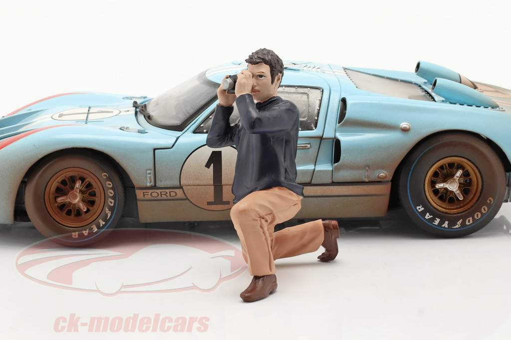 Race Day serie 2  figura #4  1:18 American Diorama