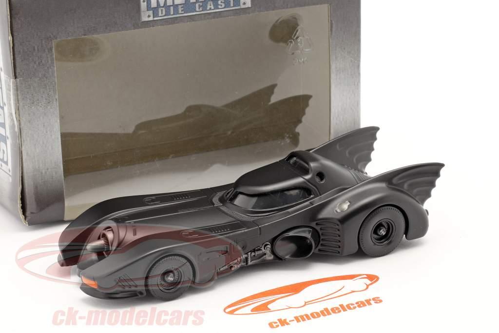 Batmobile Film Batman (1989) tapis le noir 1:43 Jada Toys