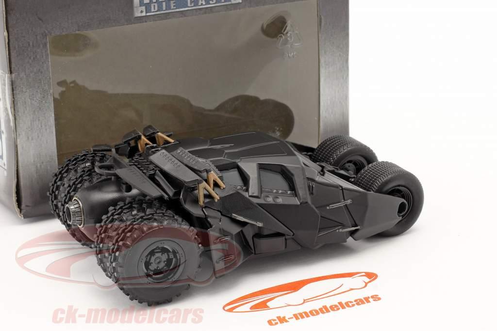 Tumbler Batimóvil Película The Dark Knight (2008) negro 1:43 Jada Toys