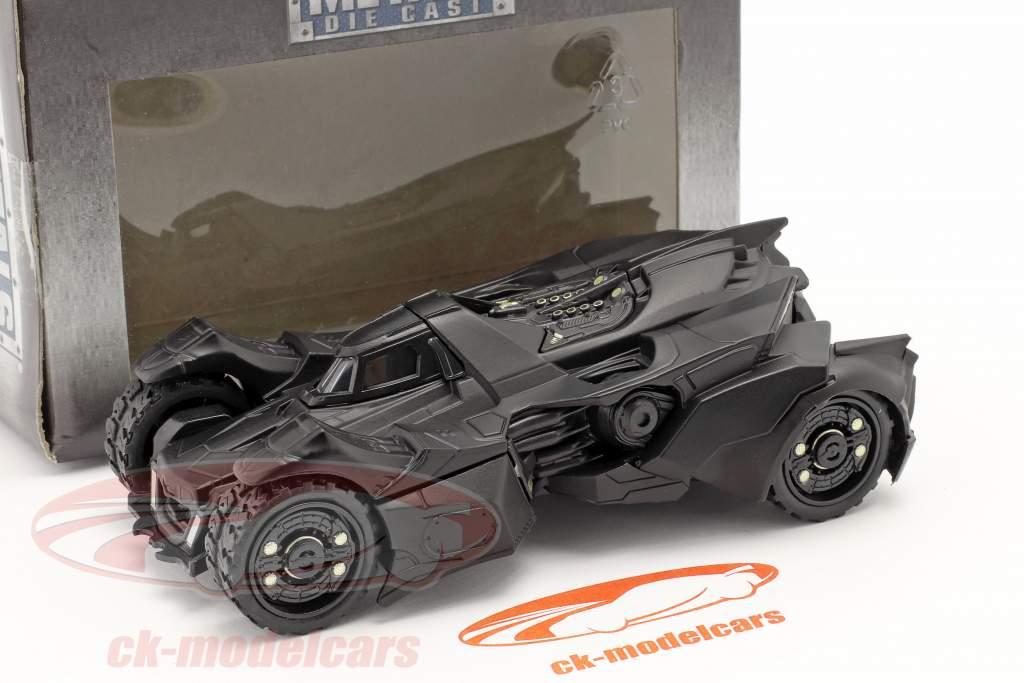 Batmobil Batman Arkham Knight (2015) schwarz 1:43 Jada Toys